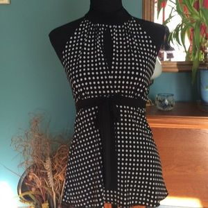 Halter Top by IZ Byer Size Small
